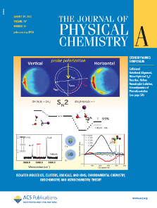 Journal of physical chemistry A stereodynamics front cover